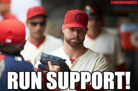 Cleveland Sports Memes: COREY KLUBER: A YEAR IN MEMES via Relatably.com