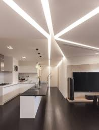 charming kitchen interior design with cool modern ceiling lights also best furniture design beautiful home ceiling lighting