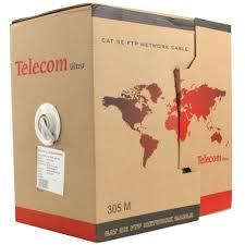 <b>Кабель FTP Telecom</b> TFS44050E <b>FTP</b> 5e 305 метров — купить в ...
