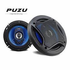 2019 Hot Sales <b>2pcs 4 Inch</b> 100W 3 Way Car Hifi Loud Speaker ...