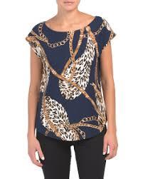 <b>Women's Short Sleeve</b> Shirts   T.J.Maxx