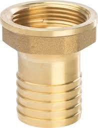 <b>Штуцер ВР Stout</b>, <b>1</b>/2х10, SFT-0036-001210, золотой — купить в ...