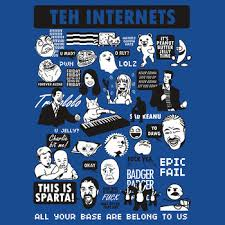 Internet Memes on T-shirts List - Teenormous.com via Relatably.com
