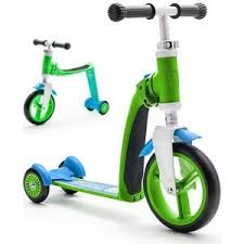 Беговел-<b>самокат Scoot&Ride</b> (трансформер) <b>Highway Baby</b> Plus