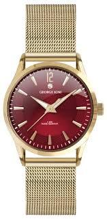 Наручные <b>часы GEORGE KINI GK</b>.<b>23.2</b>.<b>8Y</b>.<b>23</b> — купить по ...