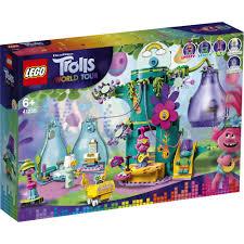 Купить <b>конструктор LEGO Trolls</b> Праздник в Поп-сити 41255 в ...
