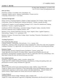 resume template cv templates 61 samples examples format gallery cv templates 61 samples examples format intended for examples of curriculum vitae