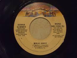"<b>Donna Summer</b> - <b>Walk</b> Away (Vinyl, 7"", 45 RPM, Single, Promo ..."