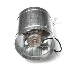 <b>Вентилятор</b> CV-200 <b>осевой канальный</b> D=200мм 220В (Эра ...