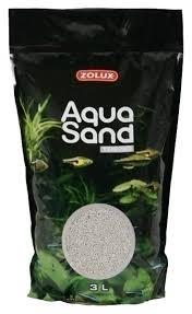 Купить песок <b>Zolux Aquasand Trend</b> Moonlight Grey для аквариума ...