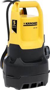 Погружной дренажный <b>насос Karcher</b> SP 1 Dirt: купить по цене от ...