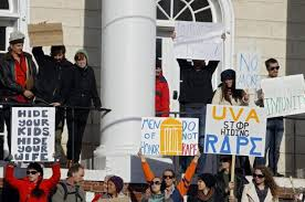 Image result for university of virginia protest