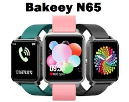 Bakeey <b>N65</b> Smartwatch With Bluetooth Calling Under $20 ...