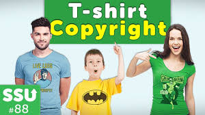 How To Sell Copyright T <b>Shirt</b> Designs On Shopify - YouTube