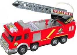 ROZETKA | Игрушка <b>Big Motors</b> Пожарная <b>машина</b> с лестницей ...
