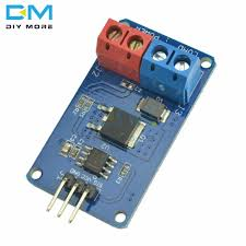 <b>TOP MOSFET</b> Button <b>IRF520 MOSFET</b> Driver Module MOS Board ...