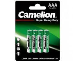 <b>Батарейка</b> R03P-BP4G <b>CAMELION</b> — купить в Москве в интернет ...