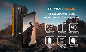 <b>Ulefone Armor X5 Pro</b> Unlocked Rugged Phones, Android 10 Octa ...