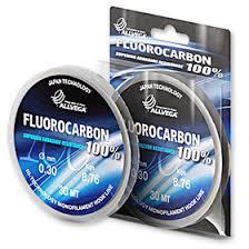 <b>Леска Allvega FX Fluorocarbon</b> 100% купить по цене от 362₽