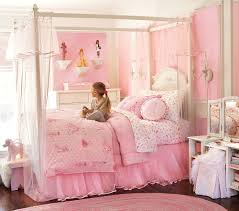 Pottery Barn Girls Bedroom Details About Kids Bedroom Stylish White And Bright Pink Little