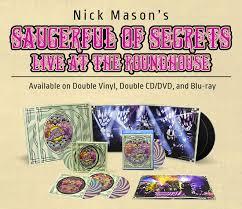 <b>Nick Mason's</b> Saucerful Of Secrets