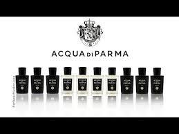 <b>Acqua di Parma Signatures</b> of the Sun Fragrances - YouTube