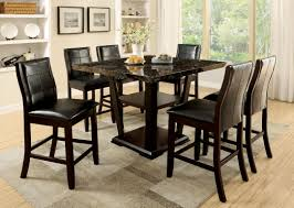 Marble Dining Room Sets Marble Top Dining Table Searscom