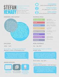resume templates cool creative regarding  81 astounding creative resume templates