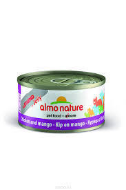 "<b>Консервы</b> для кошек <b>Almo Nature</b> ""<b>Legend</b>"", с курицей и манго, 70 ..."