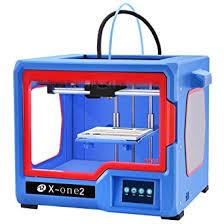 <b>QIDI</b> Technology X-one2 Single Extruder <b>3D</b> Printer, Metal Frame ...