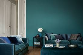 Teal Color Schemes For Living Rooms An Introduction To Colour Zoffany