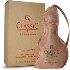 <b>Chris Adams CA Classic</b> For women-100ml EDP @ Best Price ...