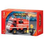 Купить <b>Конструктор SLUBAN Пожарные спасатели</b> M38-B0219 ...