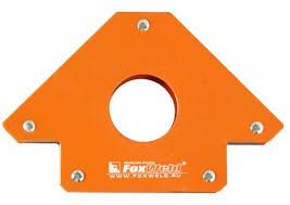 <b>Магнитный угольник Foxweld FIX-5</b> до 34кг 5385 - цена, отзывы ...