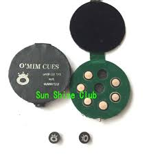<b>Free shipping 8pcs</b>/lot 11mm Brown with <b>Black</b> Color Omin Snooker ...