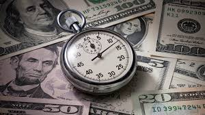 words essay on time is money