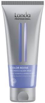 <b>Londa</b> Professional <b>Color Revive</b> Blonde and Silver Mask   glamot ...