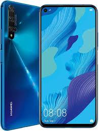 Купить мобильный <b>телефон Huawei nova</b> 5T blue в Москве, цена ...