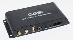 <b>Автомобильный цифровой ТВ</b> тюнер купить