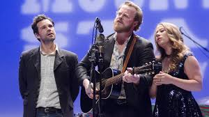 The <b>Lone Bellow</b> Play On Mountain Stage : NPR