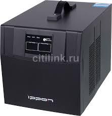 Купить <b>Стабилизатор</b> напряжения <b>IPPON AVR</b>-<b>3000</b> в интернет ...
