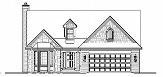 House Plans Total Square Feet Ranch Plan Bedrooms   Full Baths Lot Dimensions         quot  wd x        quot  dp  View Home Plan Details