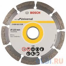 <b>Алмазный диск Bosch</b> ECO <b>Universal</b> универсальный 2608615028