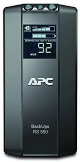 <b>APC</b> by Schneider Electric <b>Power</b>-Saving <b>Back</b>-<b>UPS PRO</b> - BR550GI ...