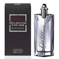 Купить духи Cartier Declaration d un Soir Intense <b>туалетная вода</b> ...