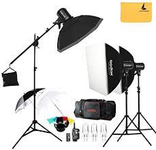 Godox E300 300W Photo Studio Strobe Flash Light ... - Amazon.com