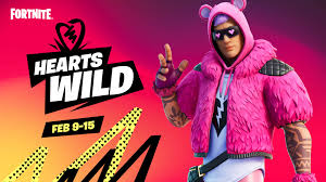 <b>Hearts</b> Wild: <b>Lots</b> to Love in Fortnite for Valentine's Season