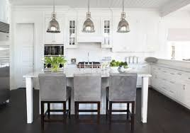 view in gallery benson pendant lights bring an antique touch to this modern white kitchen antique white pendant lighting