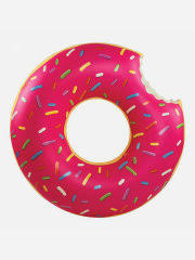 <b>Надувной круг пончик</b> 70см BIGBOX 8570319 в интернет ...