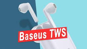 Лучшие бюджетные TWS <b>наушники</b>? - Обзор <b>Baseus Encok</b> W09 ...